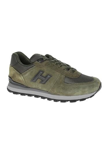 Hammer Jack Hammer Jack Haki Sneaker Haki